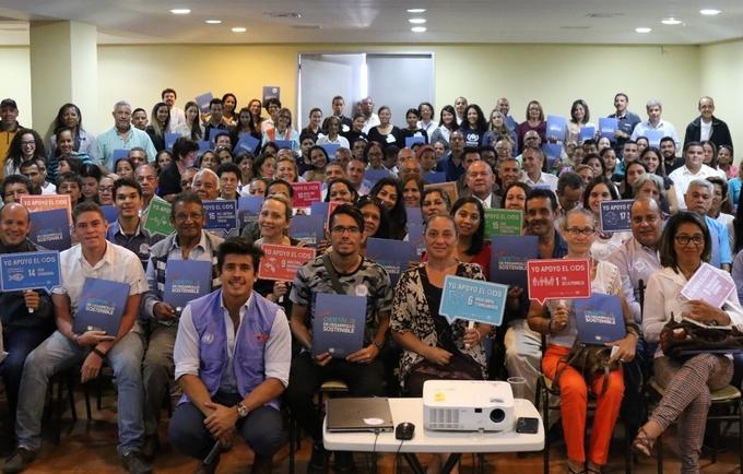 Múltiples sectores de la Península de Paria en Sucre se sumaron a la Agenda 2030 y los Objetivos de Desarrollo Sostenible