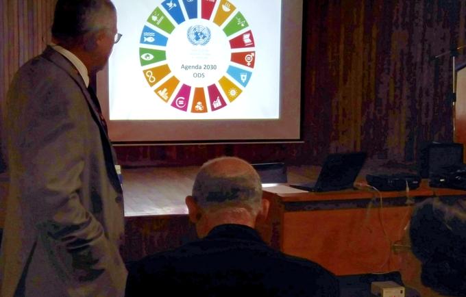 Por un mundo más sostenible: EAC-UCV y UNFPA Venezuela