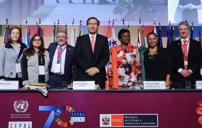 CRPD Inicia con Renovado Compromiso de los Países con la Implementación del Consenso de Montevideo