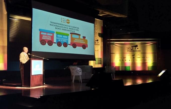 UNFPA Venezuela participó en el congreso: 20 años promoviendo las franquicias