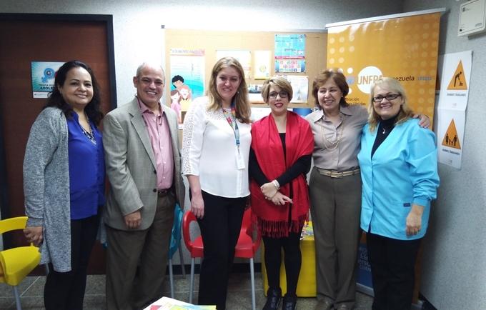 UNFPA Venezuela inaugura Servicio de Atención Diferenciada para Adolescentes en Petare