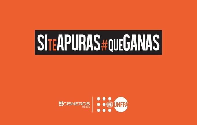 #SiTeApurasQuéGanas: 3 años promoviendo la prevención del embarazo en la adolescencia