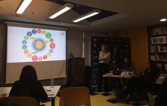UNFPA Venezuela fortalece respuesta de la Violencia Basada de Género
