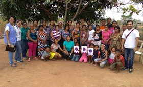 Creando espacios seguros: comunidades empoderadas en materia de violencia basada en género