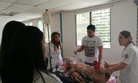 Formado personal médico del Hospital Dr. José Gregorio Hernández de Los Magallanes de Catia en materia de ALSO