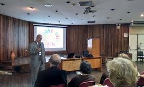 Por un mundo más sostenible: EAC-UCV y UNFPA Venezuela inician charlas sobre los ODS