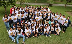 Juventudes Ya: Inicia Campamento de Liderazgo Juvenil