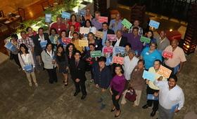 Diferentes sectores de Punto Fijo (Estado Falcón), se unen para implementar la Agenda 2030