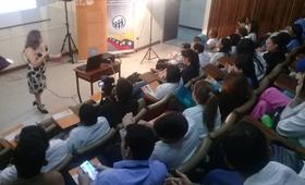 UNFPA fortalece capacidades en hospitales venezolanos: la higiene hospitalaria es parte de la tarea