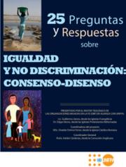25 preguntas y respuestas sobre Igualdad y No Discriminación