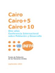 Cairo | Diez años | Conferencia Internacional sobre Población y Desarrollo