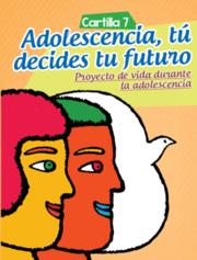 Adolescencia, tú decides tu futuro