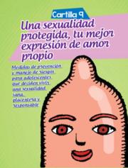 Una sexualidad protegida, tu mejor expresión de amor propio