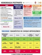 Afiche Hemorragia Postparto